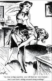 Illustration Entre femmes