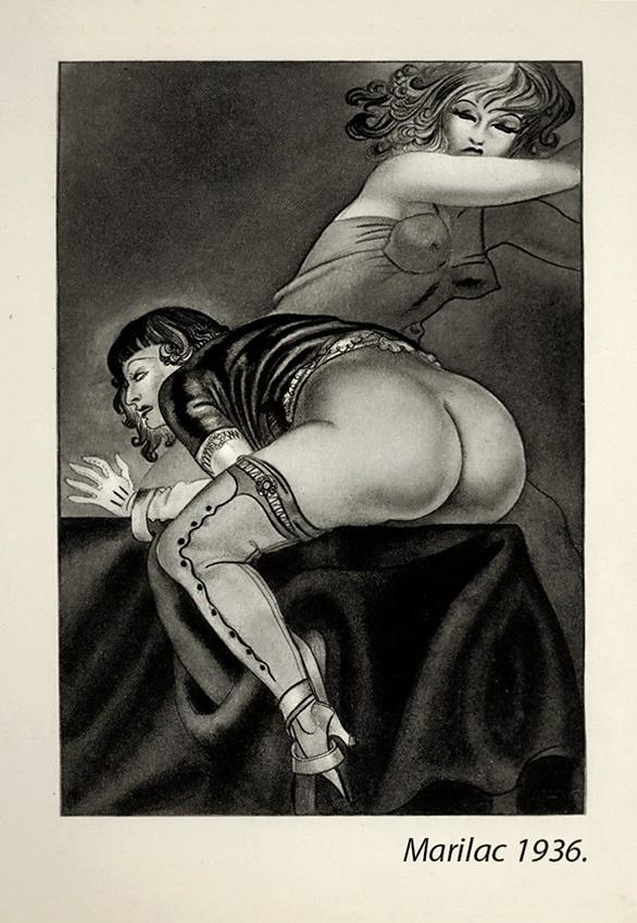 Marilac - gravure.