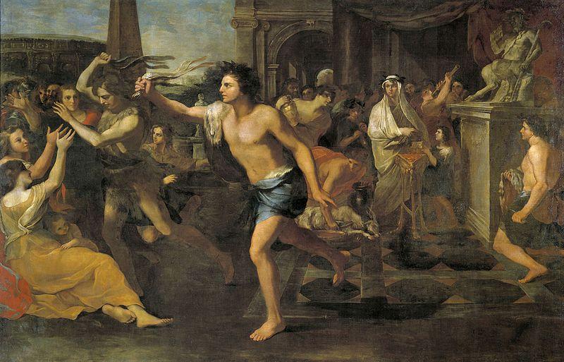 Les Lupercales dans la Rome antique