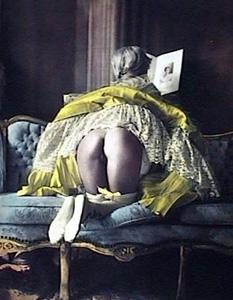 Illustration Dans le bureau du Comte