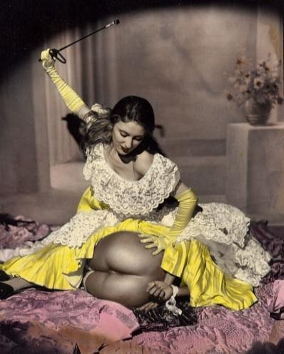 Alexandre Dupouy Photographie Cravache F/F Vintage