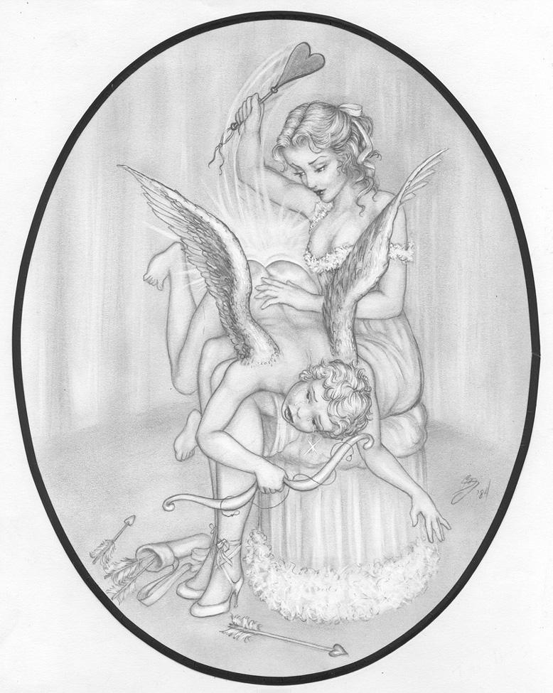 Venus cupid